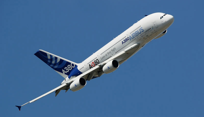 Airbus A380 - FORMSEAL