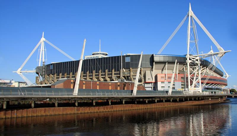 Millenium Stadium Cardiff - FORMSEAL