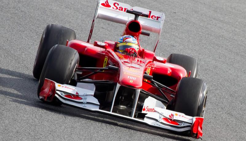 Formula 1 Racing - FORMSEAL