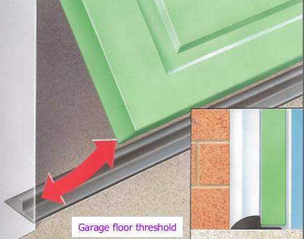 Formseal Garage Doors Bottom Door Seal Formseal