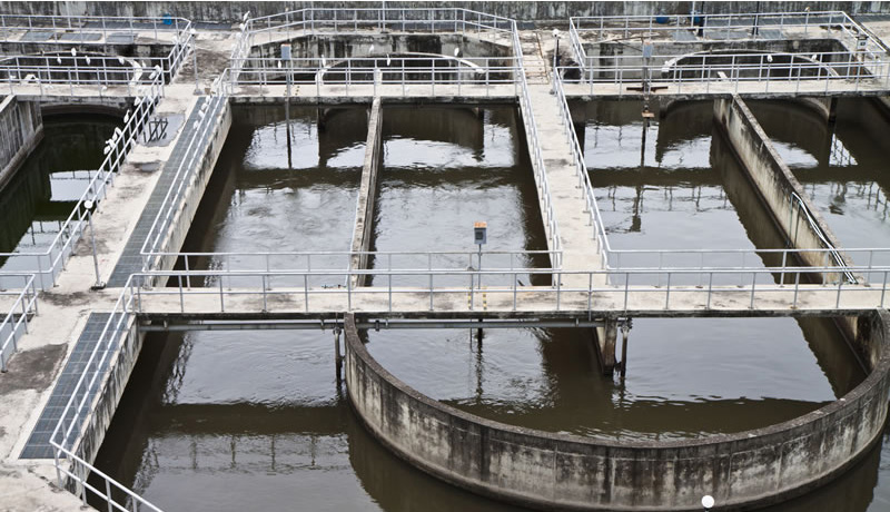 Waste Water Treatment Plants - FORMSEAL