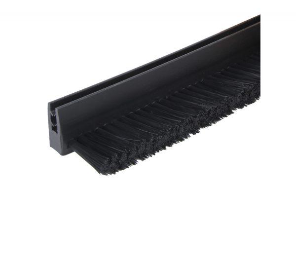 Flexible Brush Strip 90 degree clip profile (594) - Formseal